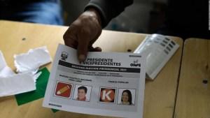 Perú: 1 semana sin definición sobre Castillo o Fujimori