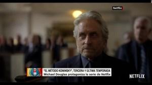 """""""El Método Kominsky"""", la serie del momento"""