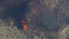 Alerta en California y Arizona por incendios y sequías