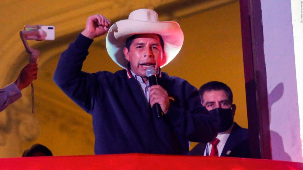 Analista: Pedro Castillo asumirá presidencia de Perú