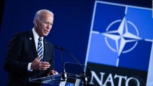 Claves del comunicado de la OTAN tras la visita de Biden