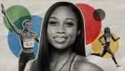 Esta multicampeona olímpica lucha por la igualdad social