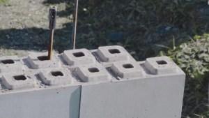 Desarrollan alternativa ecológica a los ladrillos tradicionales