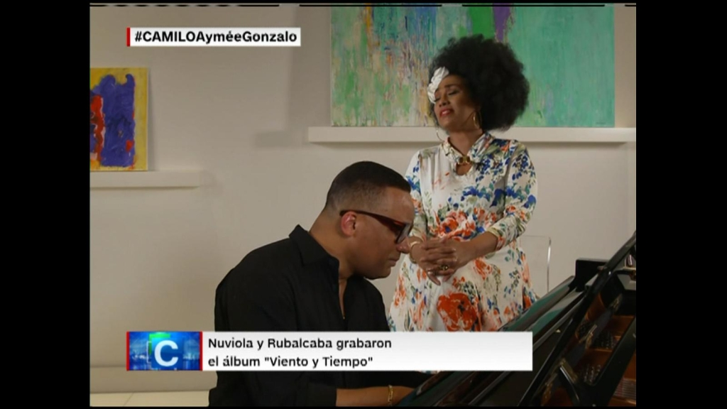 Un adelanto musical de Gonzalo Rubalcaba y Aymée Nuviola