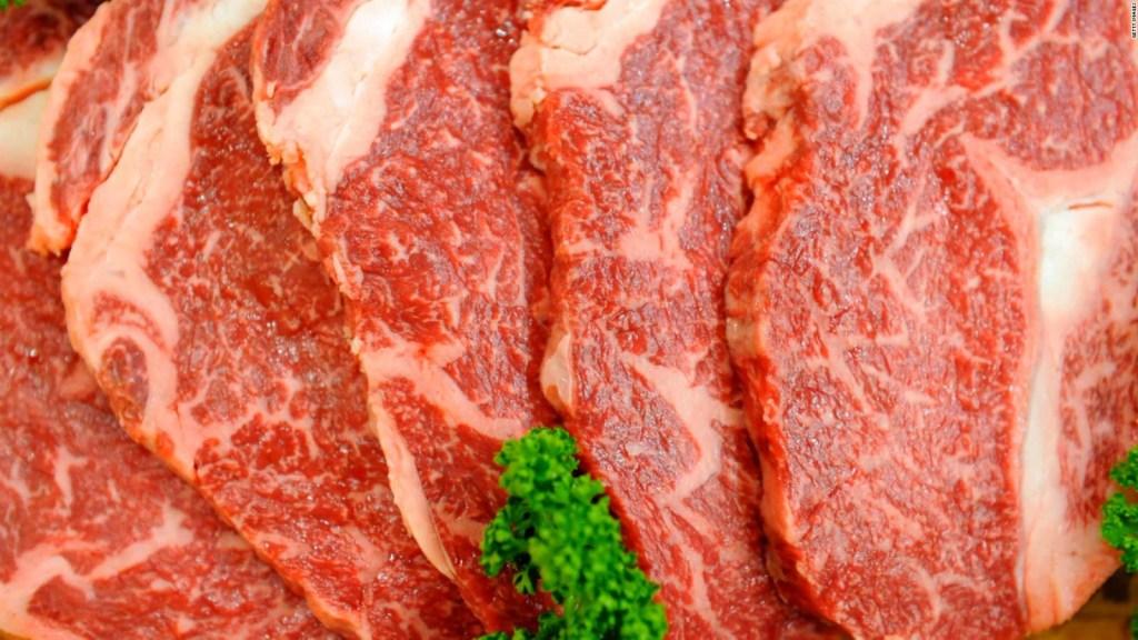 Estudio: ¿La carne roja puede causar cáncer de colon?