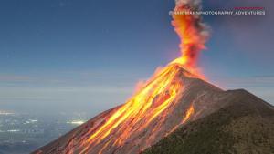 Guatemala: reconecta con su naturaleza y sus volcanes