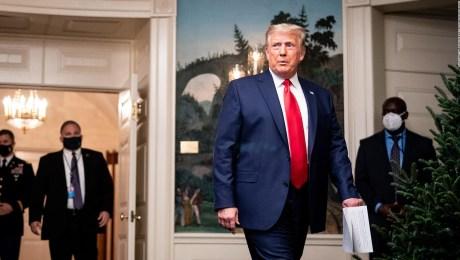 Trump quería mandar contagiados de covid-19 a Guantánamo