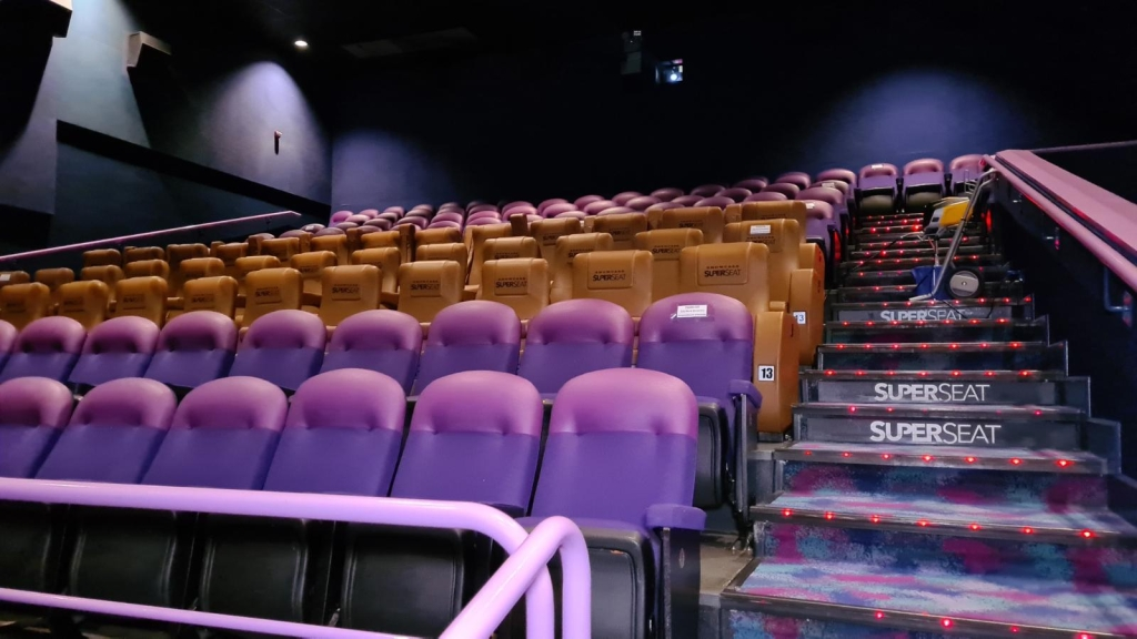 Así vuelven a abrir los cines en Buenos Aires
