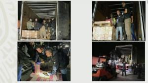 Ejército recupera millones de municiones robadas