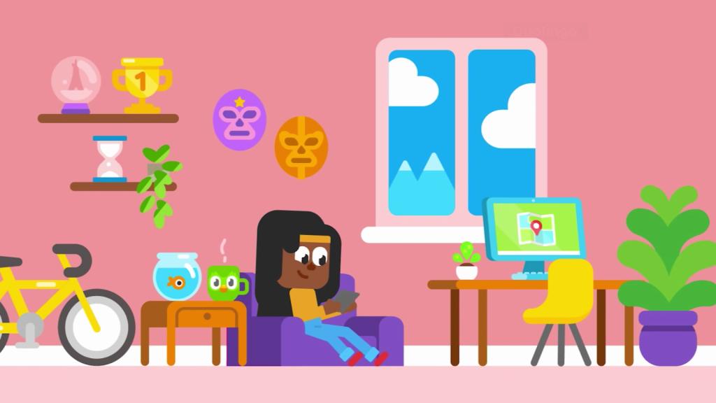 Duolingo anuncia apoyo para la educación de los refugiados