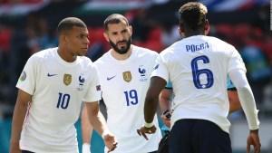 Euro 2020: Francia y su gris partido ante Hungría