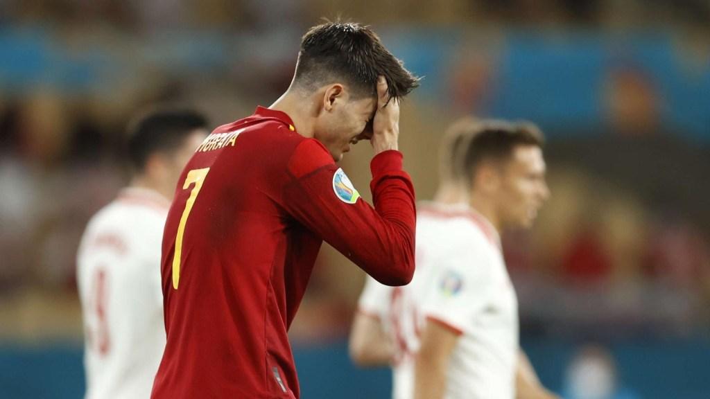 Otro paso en falso para España en la Euro