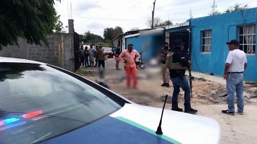 Fin de semana sangriento: 19 personas muertas en Reynosa