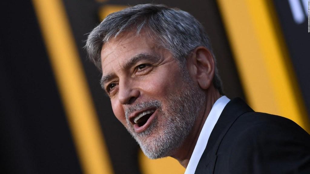 Enseñar cine a sectores marginados es el nuevo proyecto de George Clooney