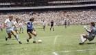 Se cumplen 35 años de aquel gol imborrable de Maradona