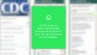 Whatsapp ofrece localizador de vacunas en su plataforma