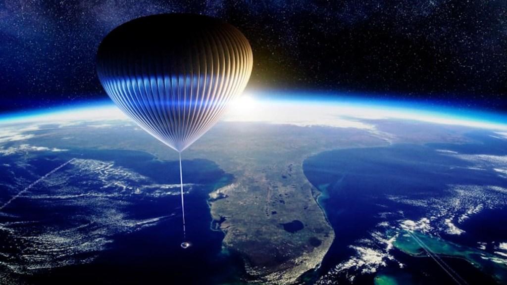 Viajar en globo al borde del espacio podría ser posible
