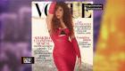 Shakira cautiva en la portada de Vogue México