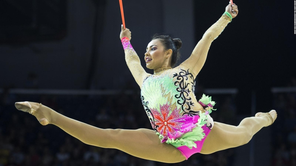 Tokio 2020: primera gimnasta rítmica olímpica de México