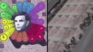 Hombre que descifró códigos nazis vuelve a hacer historia