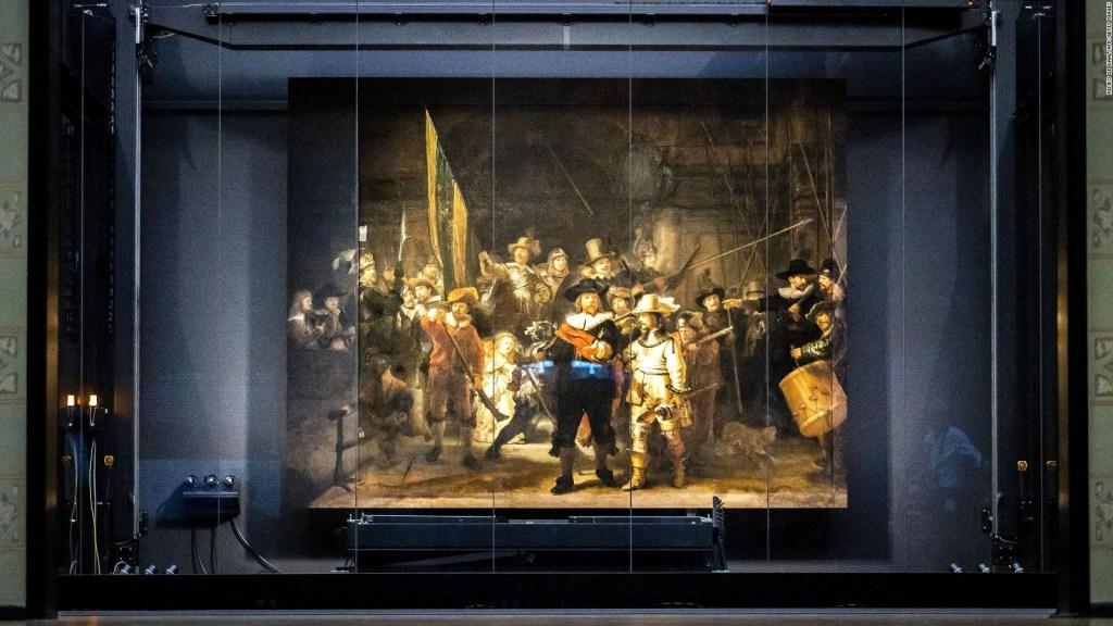 Hallan famosa obra de Rembrandt considerada desaparecida