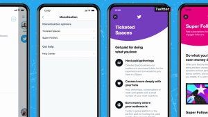 Twitter lanza nuevas herramientas de monetización