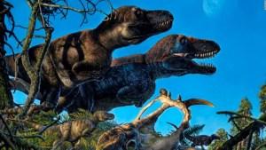 Evidencian que dinosaurios pudieron vivir en el Ártico