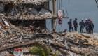 ¿Dónde se inició el colapso del edificio de Miami?