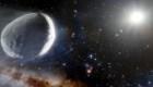 Obtienen imagen de un cometa gigante que se acerca al sol