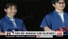 Tokio 2020: Renuncian 10.000 voluntarios