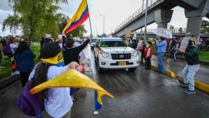 """""""Toma de Bogotá"""": convocan nuevas protestas en Colombia"""