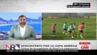 Jugadores de la selección de Brasil critican organización de la Copa América