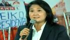 Keiko Fujimori: medio millón de votos están en juego