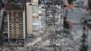 Gritaban desesperadamente, dice testigo del derrumbe