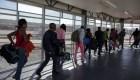 Aumentan peticiones de asilo de haitianos en México