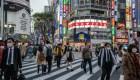 Japón extiende emergencia por aumento de contagios