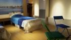 Las camas de atletas de Tokio 2020 no admiten compañía