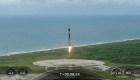Nueva misión de SpaceX lanza 88 satélites