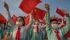 Así celebró el centenario del partido comunista chino