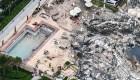 Camino a su casa se encontró con la tragedia de Miami