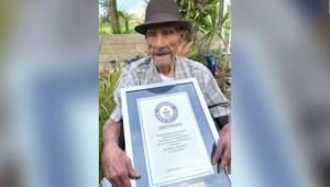 El hombre más longevo del mundo es puertorriqueño