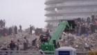 Aumenta a 36 el número de muertos tras colapso en Miami