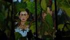 'Reviven' obra de Frida Kahlo con experiencia inmersiva
