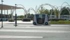 Conoce el autobús autónomo que funciona con hidrógeno