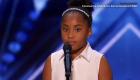 La voz de esta niña hace que un show cambie sus reglas