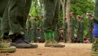 Entre la selva, una base rebelde se levanta en Myanmar