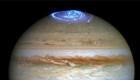 Mira las espectaculares auroras boreales de Júpiter