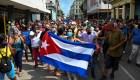 Actriz cubana Iris Ruiz: Hay un deseo de los ciudadanos de expresarse