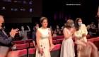 Actriz mexicana cautiva al Festival de Cine de Cannes