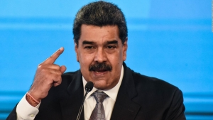 Maduro se declara abierto a negociar